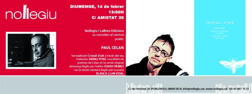 Paul Celan facebook